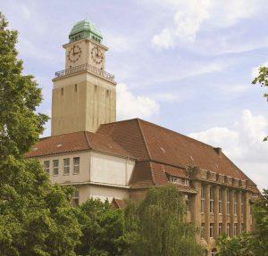 Bürgerverein Moltkeviertel, Berufskolleg, Moltkeplatz